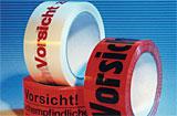 Warnbänder PVC - Standardqualität